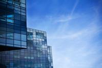 Blue Fasade Reflection 2