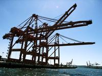 Harbor Crane 4