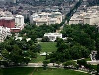 White House + City
