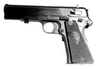 pistol (secret service)