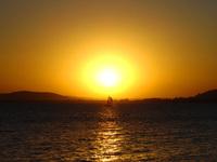 Guaiba's Sunset - Porto Alegre