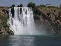 Antalya watefall