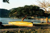 Boat in Parati