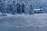 turkey-bolu-golcuk lake