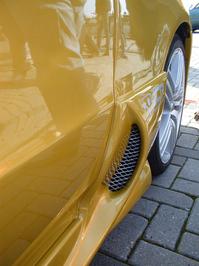 Sideskirts car