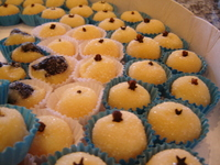 doces de festa / candy of party