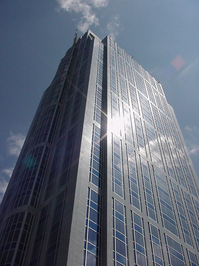 Millenium tower Rotterdam 1