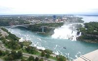 Niagara Falls seen from above 5