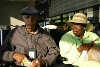 Senior Citizens Travelling