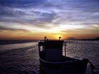 Sunset in Margarita Island
