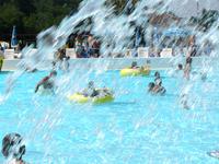 in the swimmingpool 5