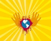 world in hands 2