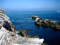 Rocks Over the Atlantic