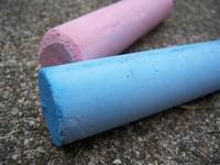 Sidewalk Chalk 1