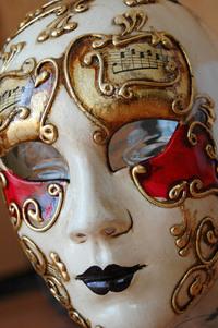 Empty eyes Mask 2