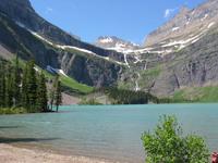 Glacier Park Lake