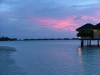 Maldives morning