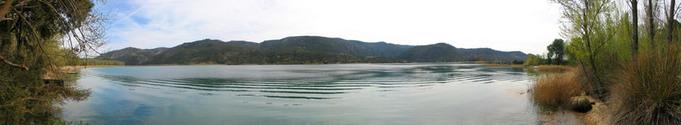 Panoramic Bolarque