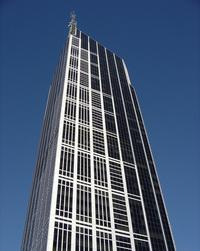 Towering Skyscraper