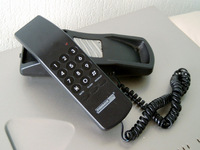 modern telephone 1