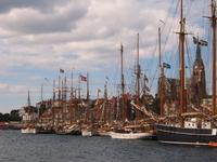 Veteran sailboats