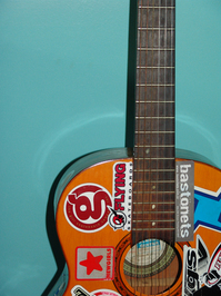 Rock Acoustic Guitar