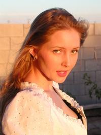Blonde woman 3