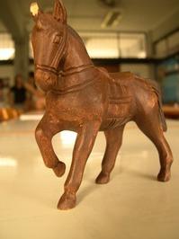 wooden horse 1