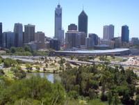 Perth City Skyline 2004