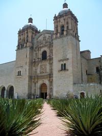 Iglesia de Santo Domingo, Oaxa