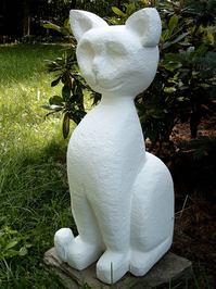 My First Self Made Sculpture