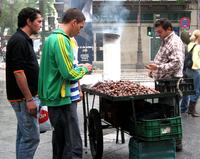 Chestnuts in Sevilla