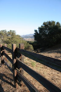 fence california