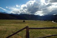 Stream in Rocky Mountain Natio