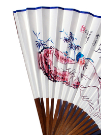 Oriental fan 1