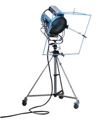 TV crew equipment