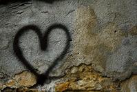 Simple Heart Graffiti
