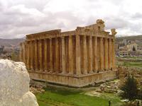 Bachus-Temple, Baalbek