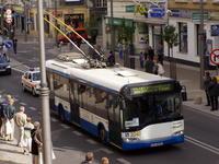 Modern Trolley-bus