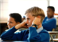 namibian school boy