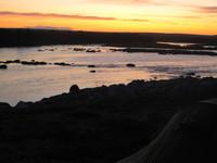 Sunset on Kola peninsula 1
