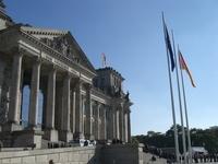 Reichstag in Berlin 1