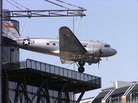 hanging airplane