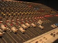 Mixer de Sonido