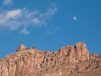 Winter in Sabino Canyon, Arizona 1