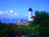 Lighthouse Rockport