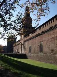 Castello Sforzesco - Milano 2