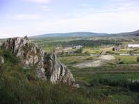 River Serga in Urals 1