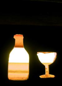 Glowing Drink