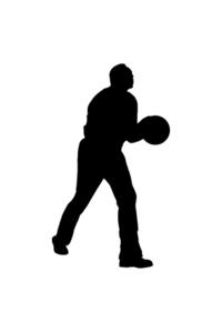Basketball player 4
